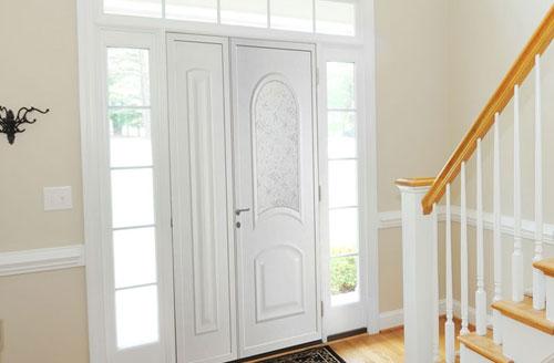 Les portes bois
