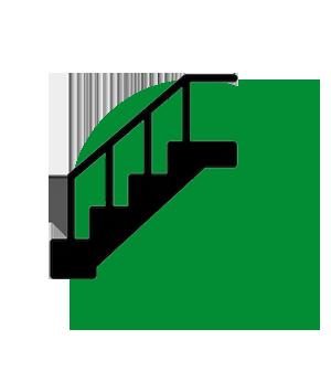 Escalier bois, métal ou mixte