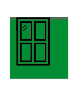 Fenêtres PVC, bois et aluminium